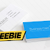 Freebie #68 | Mock-up de Cartão de Visita no estilo Clean