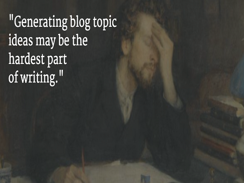 5 Best Tools for Generating Blog Topic Ideas