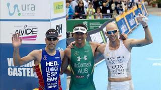 TRIATLÓN-El campeón de larga distancia es McCormack