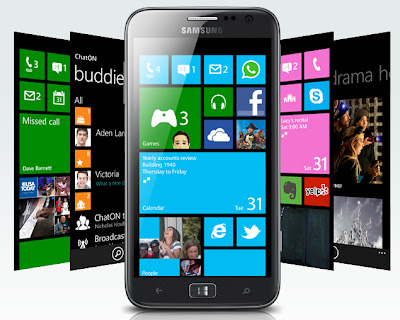 Windows Phone - Samsung ATIV S