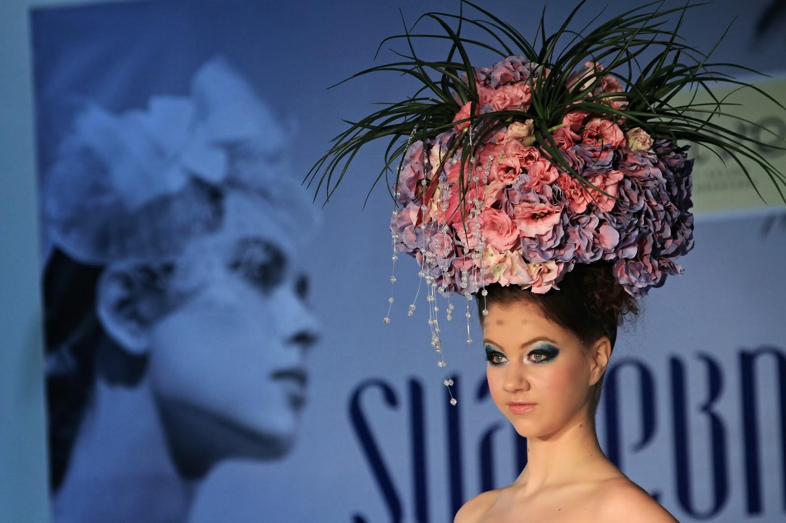 Bouquet, Brno, Creation, Czech Republic, Fair, Fashion, Flowers, Pictures, Showbiz, Wear, Wedding, Women,