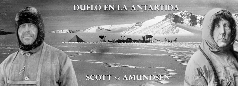 Amundsen-Scott. Duelo en la Antártida