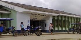 Campaña de lucha contra el Dengue en Tocache
