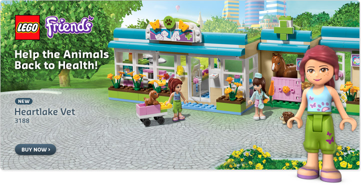 Product Review Lego Friends Sincerely Stacie