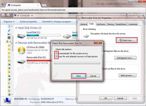 Solusi Memperbaiki Memory Card Tidak Terdeteksi dengan PC