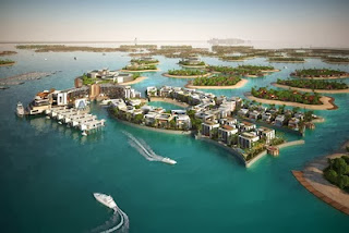 World Visits: Genius Architects Work - Dubai World Islands