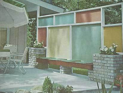 from 1963 better homes and gardens landscape planning