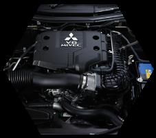 V6 MIVEC Engine Mitsubishi Pajero Pekanbaru Riau