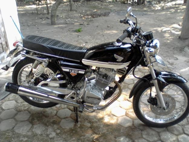 Kumpulan Modifikasi Honda CB 100 dan CB 150 Terbaru