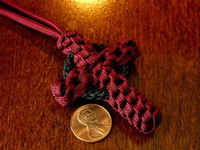 paracord celtic knot instructions