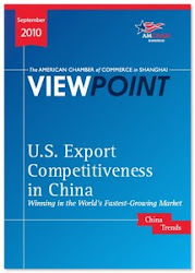 US Export Competitiveness in China