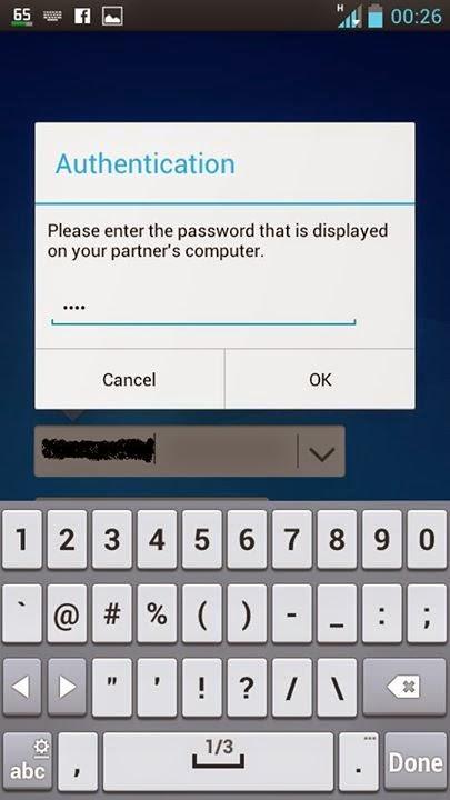 Cara Menggunakan TeamViewer Pada Handphone Android