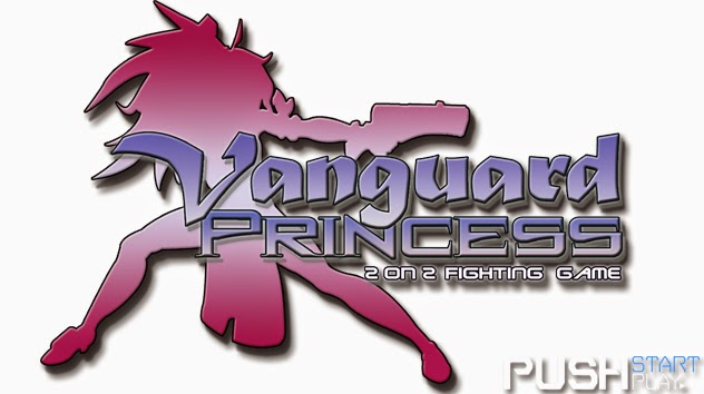 Fighting Vanguard Princess [1/1][255 Mb][Juegos][Online]
