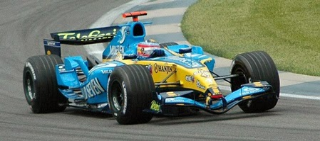 Formula 1 2005 Fernando Alonso/ Renault