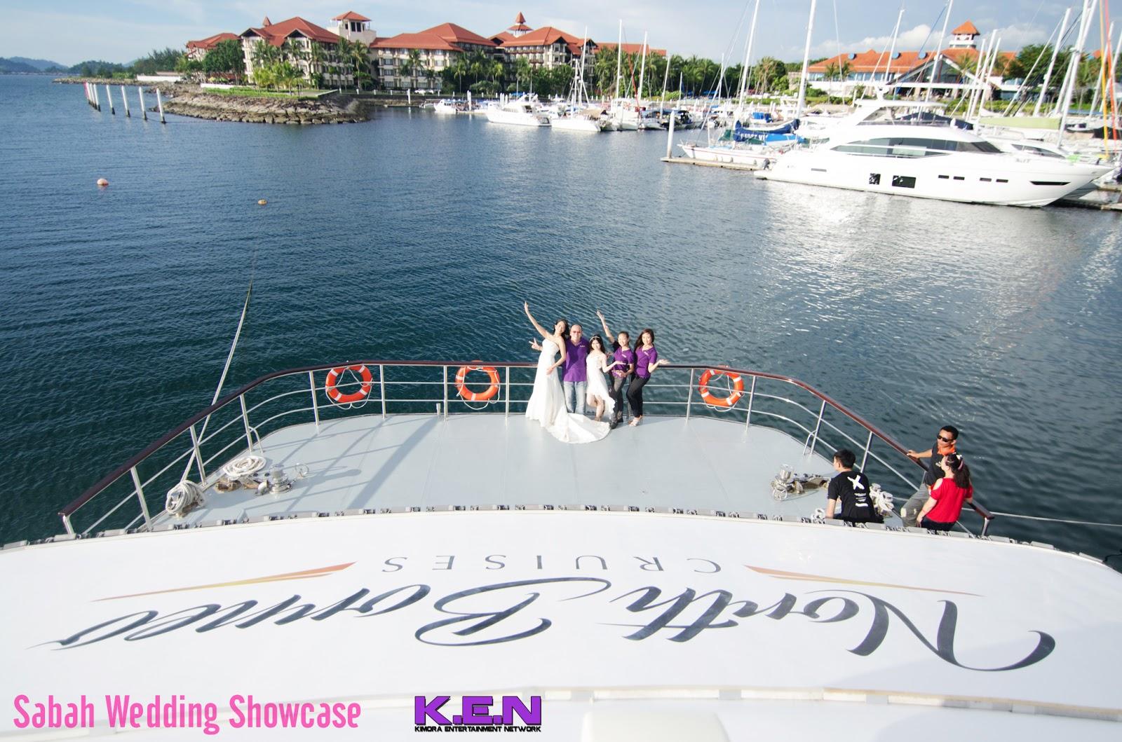 Sabah wedding