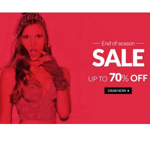 Zivame : women Clothing & Innerwears 30% to 70% off + Rs. 200 off on Rs. 1199 from Rs. 68