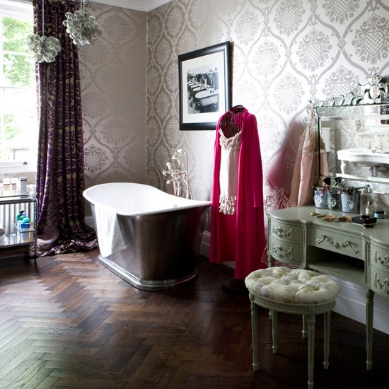 Tinas De Baño Negras:Soñando despierta: tinas de lujo – Casa Haus Decoración