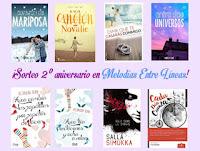 http://melodiasentrelineas.blogspot.com.es/2015/12/sorteo-2-aniversario-7-packs-7-ganadores.html