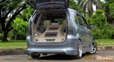 Modifikasi Mobil Avanza 2014