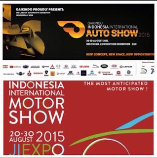 Daftar Mobil dan Motor yang Akan Menggebrak IIMS 2015