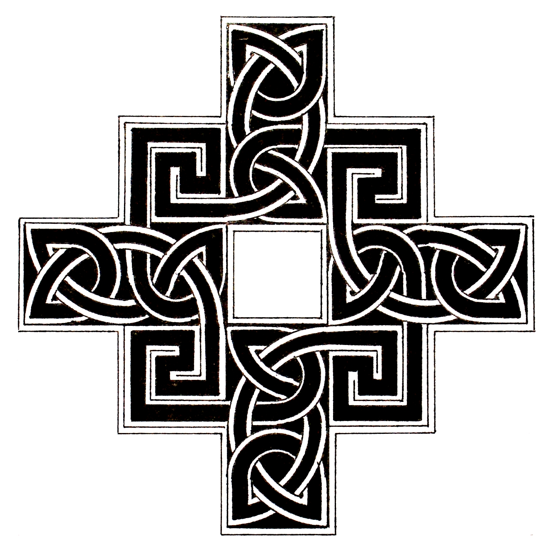Croix celte avec tattoo pictures to pin on pinterest - Symbole celtique signification ...