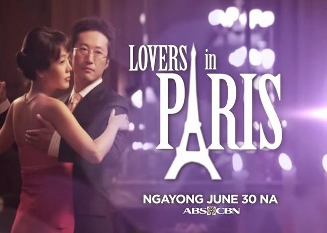 Lovers in Paris June 30 abs-cbn