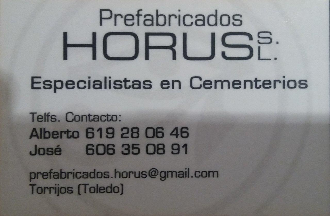 prefabricados horus