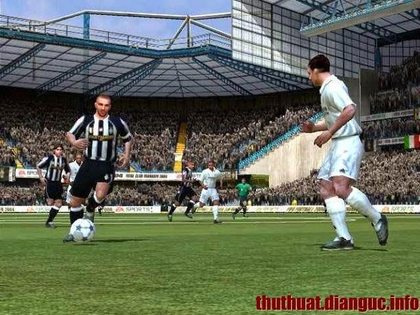 Tải Fifa 2009 Offline PC
