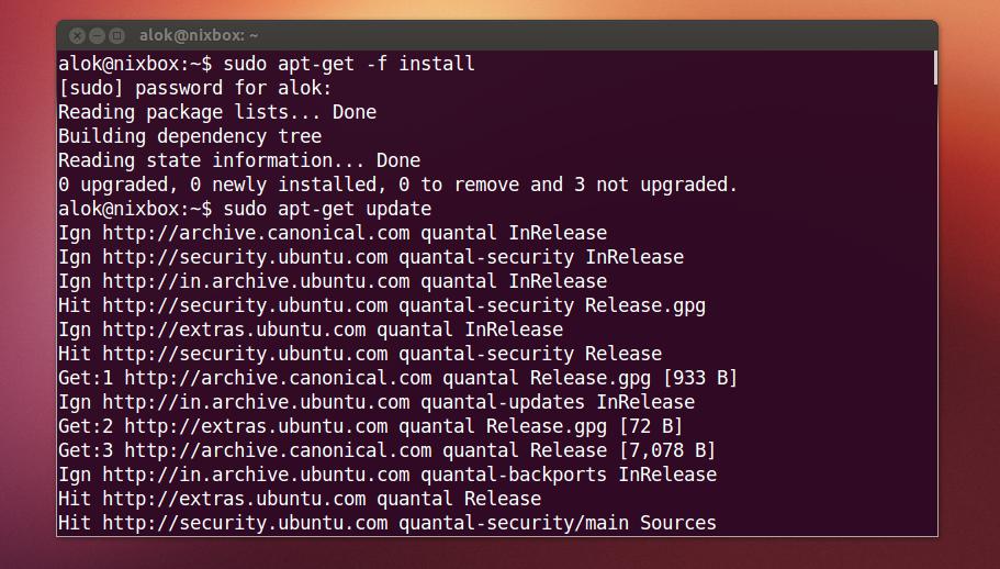 how to fix unmet dependencies ubuntu [ quick tip] | ComputersnYou