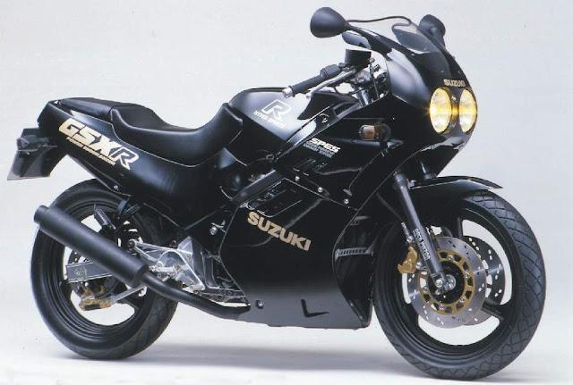 gsxr 250: