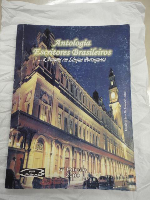 Antologia Escritores Brasileiros e Autores em Língua Portuguesa