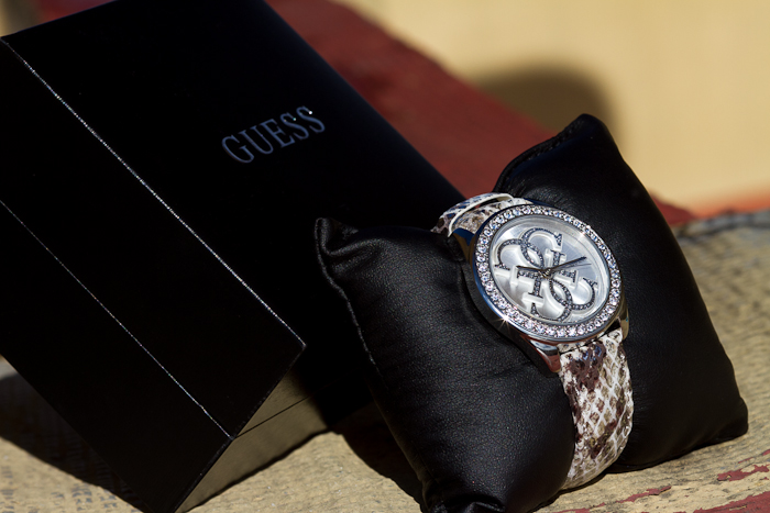 Guess Watches Special Limited Edition: TIME TO GIVE Charity