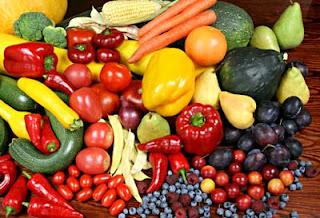 Anti-Oxidant's Food