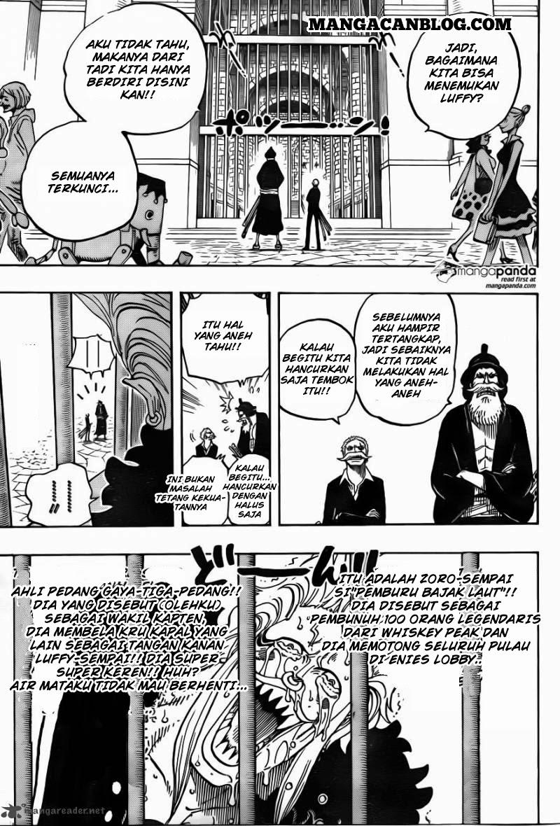 Komik one piece 723 - perubahan rencana 724 Indonesia one piece 723 - perubahan rencana Terbaru 2|Baca Manga Komik Indonesia|Mangacan