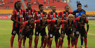 Persipura adalah bukti kualitas sepakbola indonesia meningkat