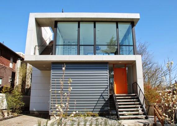 desain rumah kaca minimalis modern 2014
