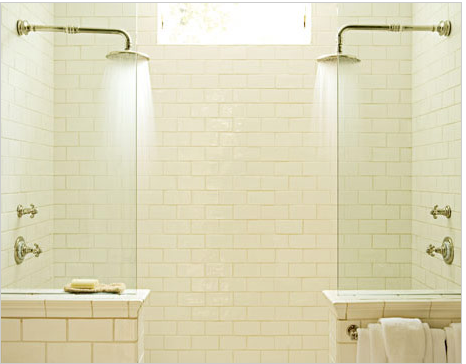 Classically Eclectic Bathrooms On The Brain