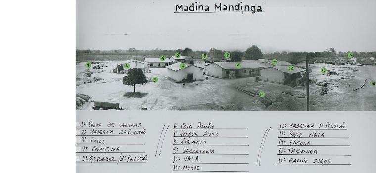 Leões de Madina Mandinga - 1ª Cart/Bart 6523