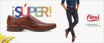 zapatos flexi caballero cerrado