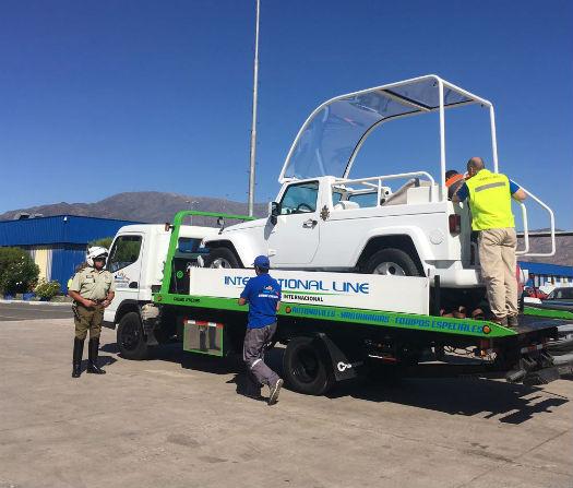 Lanzarán un megaoperativo por la llegada de Francisco a Chile
