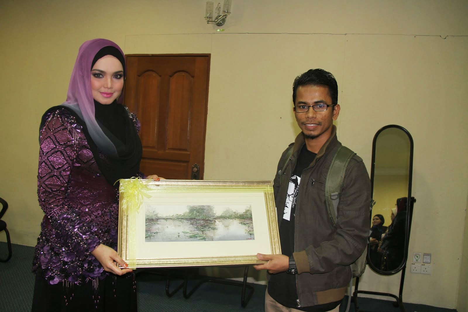Bersama Dato' Siti Nurhaliza