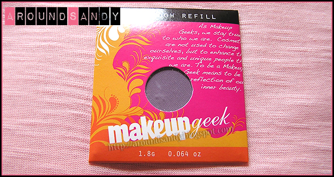 Makeup Geek Fairytale Eyeshadow sombra review swatches opinión dónde comprar