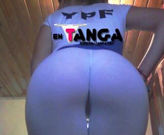 Promotora de YPF En Tanga