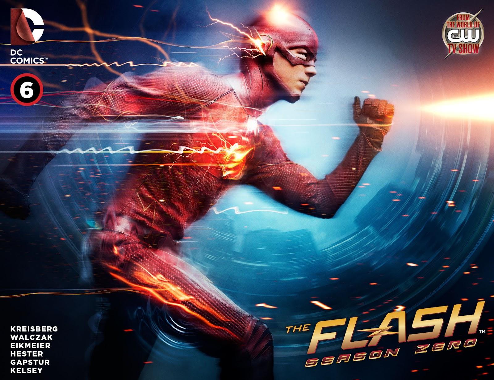 The Flash: Season Zero [I] Issue #6 #6 - English 1