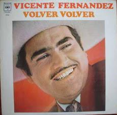 """Vicente Fernández canta """"Volver, volver, volver"""""""
