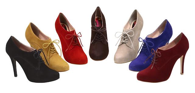 oxford coleção sapatos avenida brasil