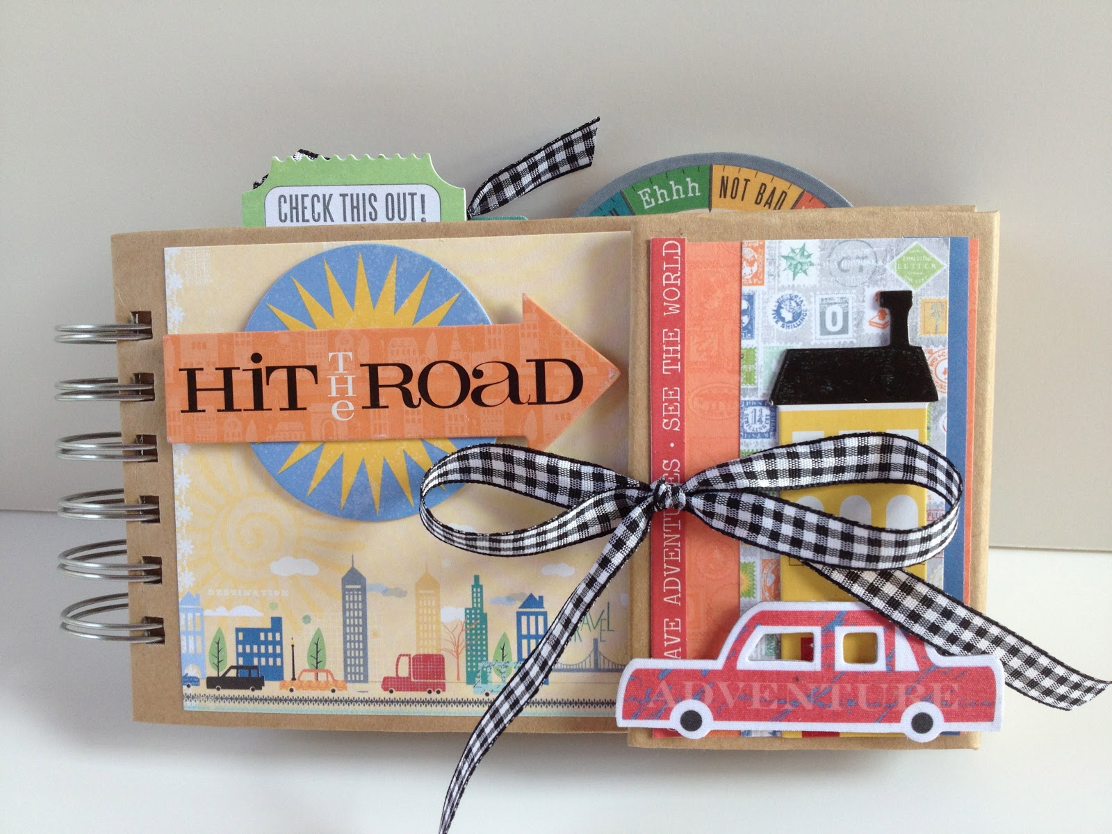 Scrapbook ideas album