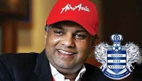 Tony Fernandes QPR