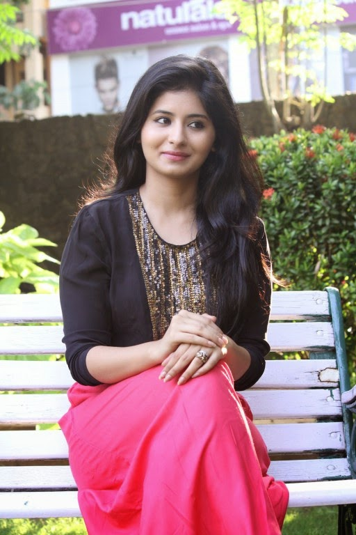 Actress Reshmi Menon At Burma Movie Press Meet Stills