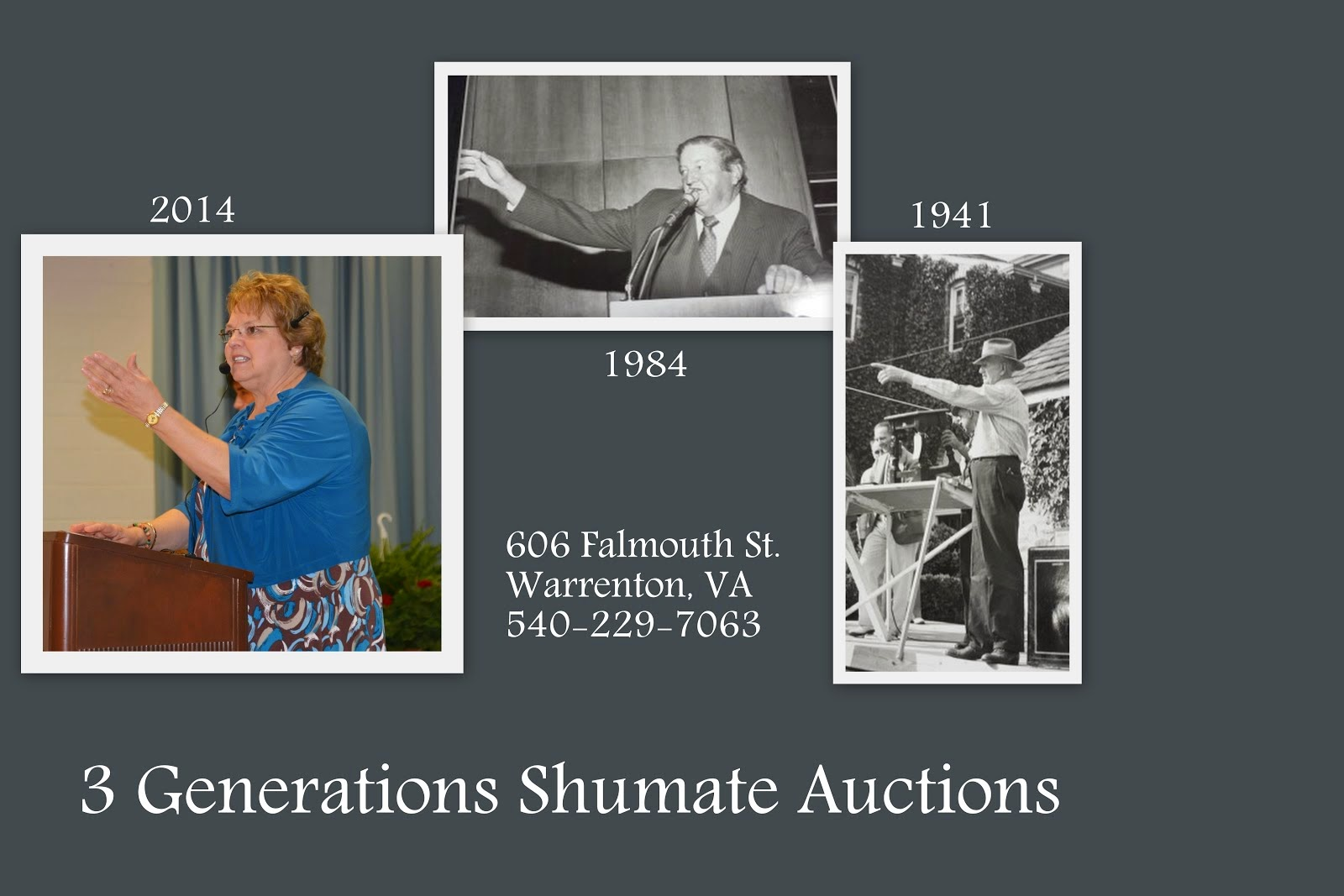 Shumate Auctions, LLC